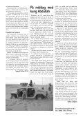 Maj Britt i spetsen Regeringen vill skicka fler trupper - Afghanistan.nu - Page 7