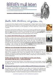 2. Variante II. Brief an alle Bremer Haushalte .cdr - Die deutschen ...