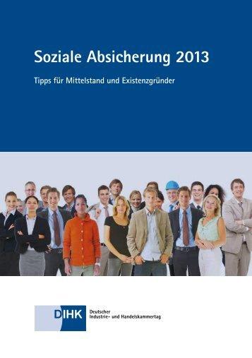 Soziale Absicherung 2013