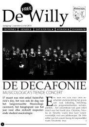 Jaargang 1, nummer 2 — mei 2010 - Musicologica