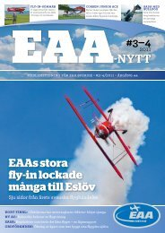 Nr 3-4 2011 - EAA chapter 222