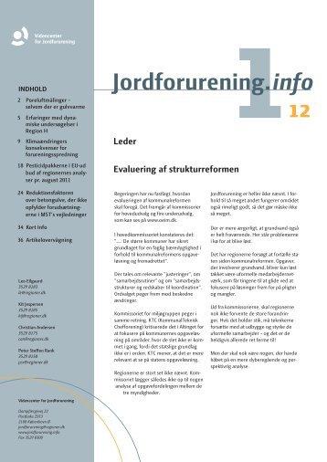 2012/1 - Videncenter for Jordforurening
