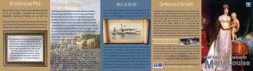 folder - Historische Vereniging Werkendam en De Werken ca