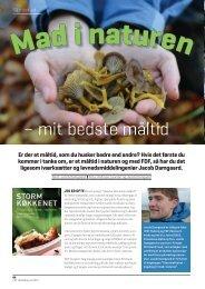 mit bedste måltid, FDF Lederen, juni 2012 (PDF) - Jacob Damgaard