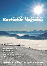 Download in .pdf formaat - Karinthie Magazine