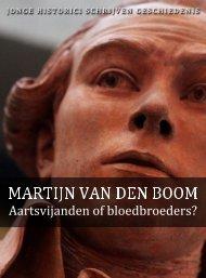 Martijn van den Boom (pdf) - Jonge Historici Schrijven Geschiedenis