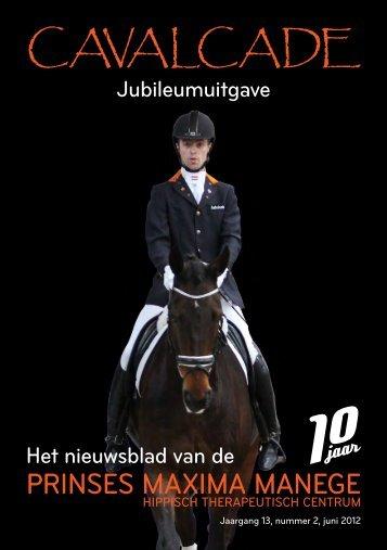 download cavalcade 2012 nr 2 - Prinses Máxima Manege