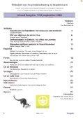 Inhoud Zoogdier 17(3) september 2006 - Nieuw in de Zoogdierwinkel - Page 2