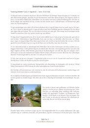 Vandring 10-2006 - Äventyrsvandring