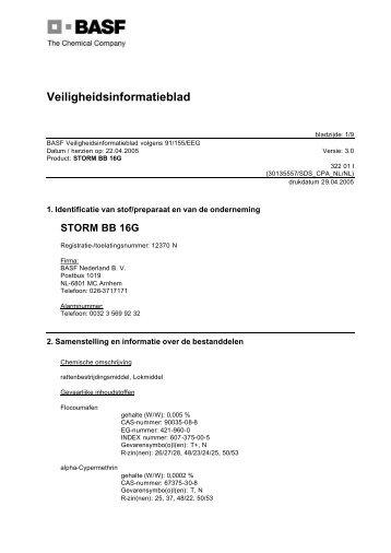 storm bb_v12370na [71.50 KB] - R. van Wesemael BV