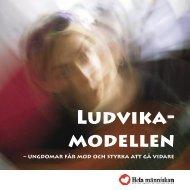Ladda ner folder om Ludvikamodellen (pdf) - Hela Människan