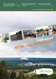 Jubileumsbehandlat aug 2009 - Sakab