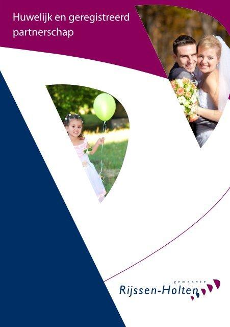 Folder Huwelijk En Ondertrouw 12 2012 Pdf Gemeente