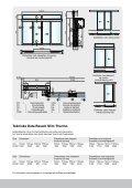 Besam Automatisk Dørsystem – Slim og Slim Thermo - Page 3