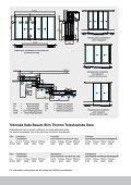 Besam Automatisk Dørsystem – Slim og Slim Thermo - Page 5