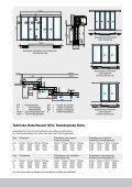 Besam Automatisk Dørsystem – Slim og Slim Thermo - Page 4