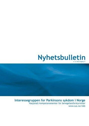 Nyhetsbulletin 2012 - nr. 2 - Helse Stavanger