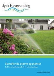 Download vores brochure - Jysk Havevanding