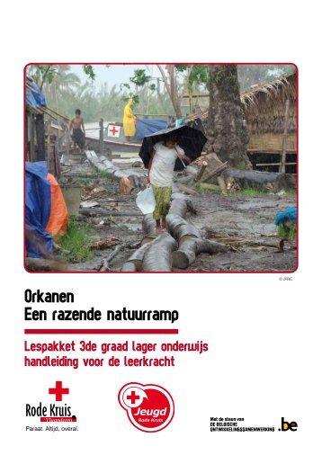 Orkanen Een razende natuurramp - Jeugd Rode Kruis