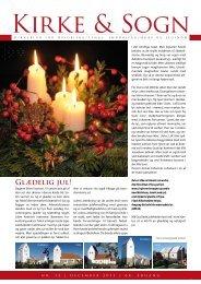 Glædelig jul! - Søndbjerg & Odby kirker