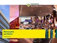 Renovatie portfolio - Dura Vermeer Bouw