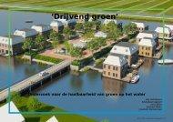 'Drijvend groen'