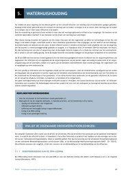 Hoofdstuk 5 - Waterhuishouding (pdf - 213 kB)