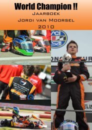 World Champion !! - Jordi van Moorsel