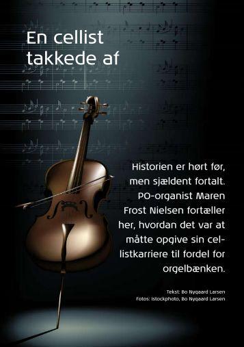 Maren Frost Nielsen - Organistforeningen