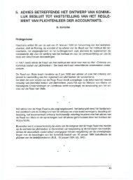5. ADVIES BETREFFENDE HET ONTWERP VAN KONINK ... - CSPE
