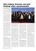 utges av Folkrörelsen Nej till EU | nr 104 | juli 2007 | pris 20 kr - Page 4