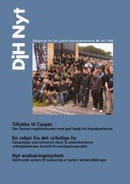 DjH Nyt #oktober 2008 - Den jydske Haandværkerskole