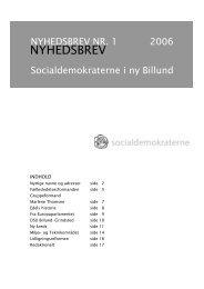 NYHEDSBREV