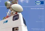 5.5 - 22 kVA Produktprogramm Broschüre - FG Wilson