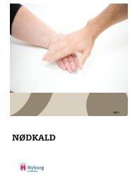 Du kan læse mere om brugen af nødkald her - Nyborg Kommune