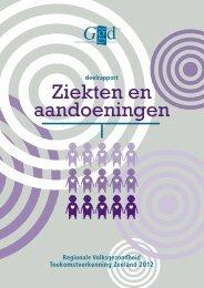 Deelrapport Ziekten en aandoeningen - GGD Zeeland