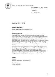 Skolplan 2010 - 2012 - Nynäshamns kommun