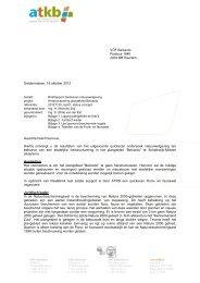 Bijlage 8 Concept briefrapport Natuurwaarde - Gemeente Haarlem