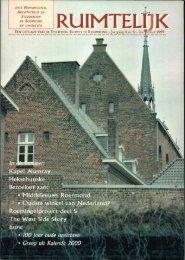 Ruimtelijk dec. 1999 - Stichting Ruimte Roermond