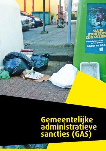 GAS-brochure - Lokale Politie 'Puyenbroeck'