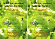 Oplev naturen med hele din familie!