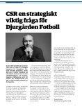 Ansvarsredovisning - Djurgården Fotboll - Page 3