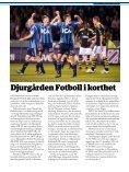 Ansvarsredovisning - Djurgården Fotboll - Page 6