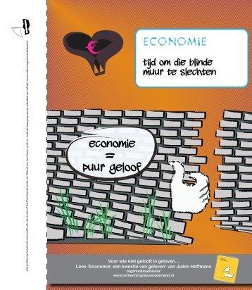Economie - Verkenning Nieuw Nederland