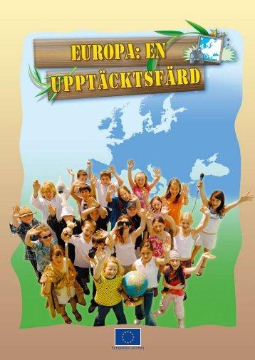 Europa: en upptäcktsfärd - henrikisacsson.com