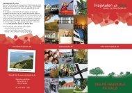 folder-kalo - Højskolen på Kalø, Sprog og naturhøjskole