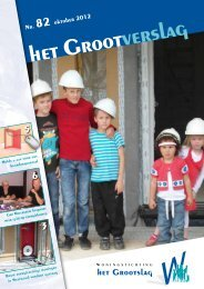 Grootverslag oktober 2012 - Het Grootslag