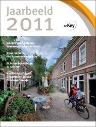 Jaarbeeld De Key 2011 - Woonstichting De Key