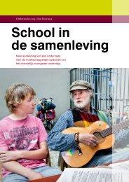 School in de samenleving - Besturenraad