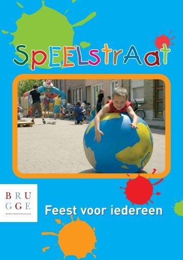 Feest voor iedereen - Jeugddienst Brugge
